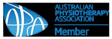 Australian Physiotherapy Association member